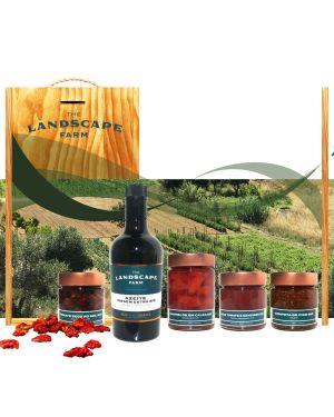 Cabaz 100% Bio – The Landscape Farm