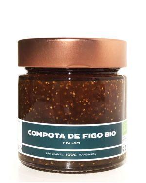 Compota de Figo Bio
